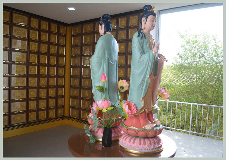 Block E - Non Air-Conditioned Guan Yin Columbarium