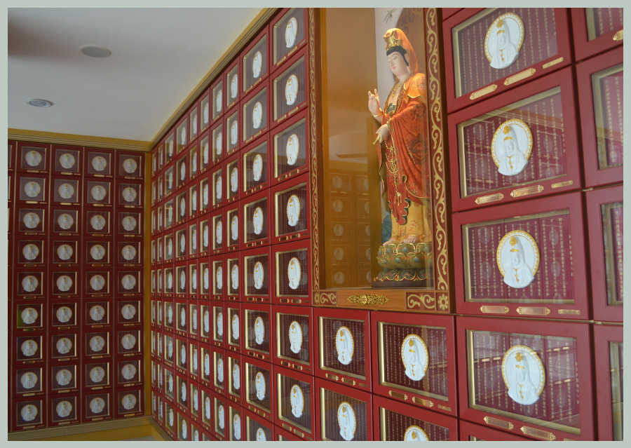 Block FB - Non Air-Conditioned Guan Yin Columbarium